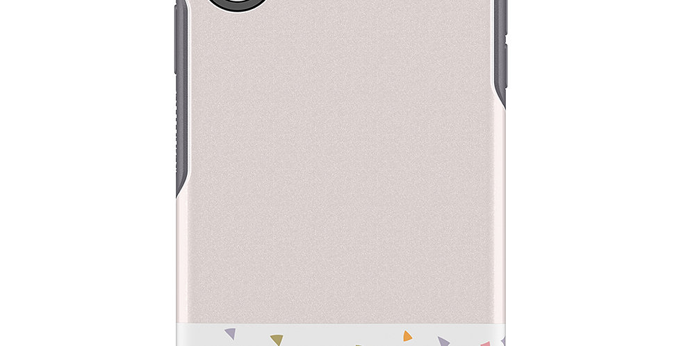OtterBox Symmetry Series IML iPhone XR, Party Dip (White/Excalibur/Graphic)