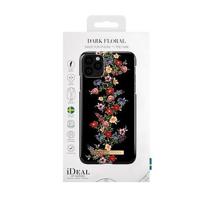 iDeal Of Sweden Dark Floral iPhone 11 Pro Max Case