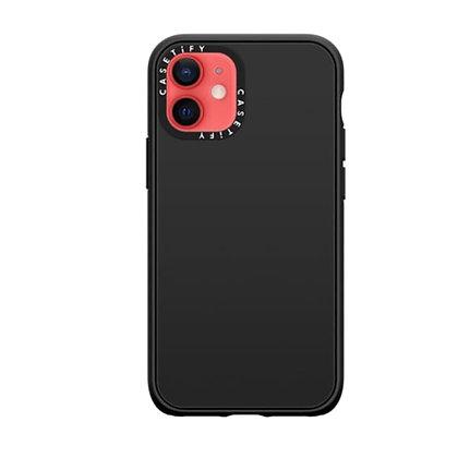 "Casetify iPhone 12 mini 5.4"" DTLA Case, Black"