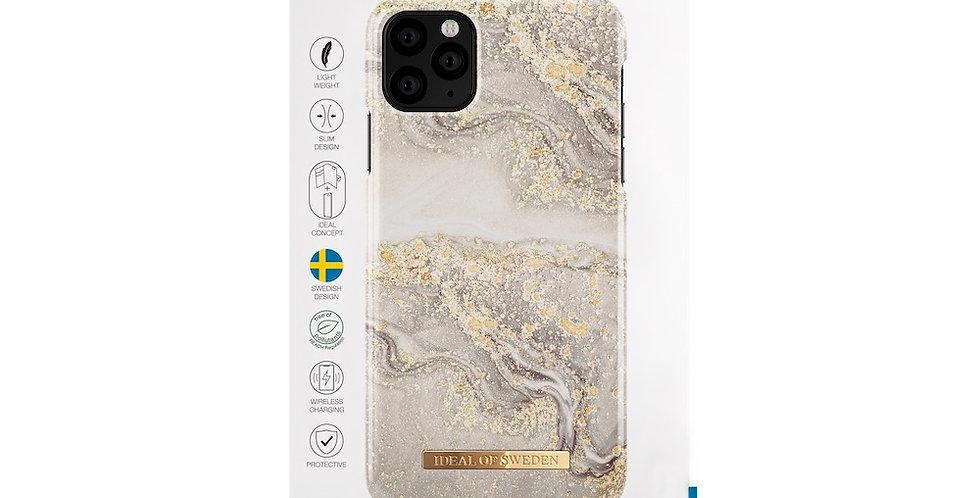 iDeal Of Sweden 11 Pro Max Sparkle Greige Marble
