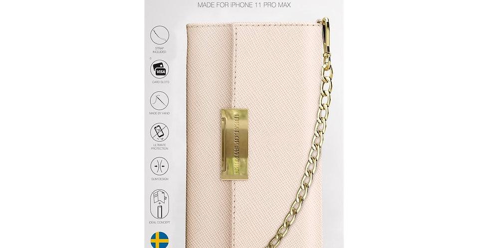 iDeal Of Sweden 11 Pro Max Kensington Crossbody Clutch, Beige