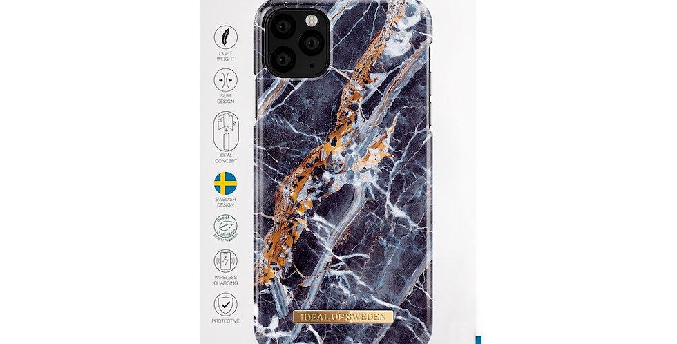 iDeal Of Sweden 11 Pro Max Fashion, Midnight Blue Marble