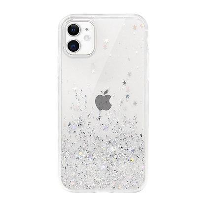 SwitchEasy iPhone 11 Pro Starfield PC+TPU Case, Transparent