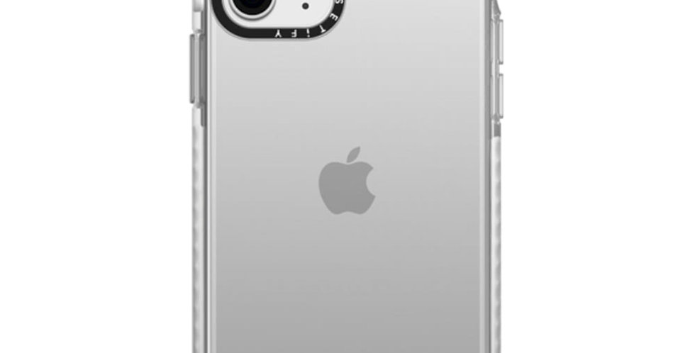 Casetify iPhone 11 Pro Max Impact Case, Frost Clear