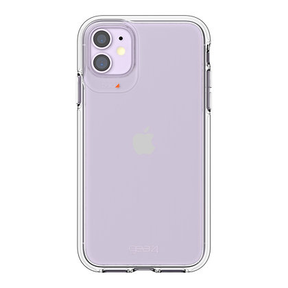 Gear4 Crystal Palace iPhone 11 Case, Clear