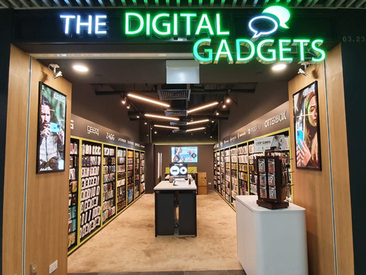 The Digital Gadget | Causeway Point is now open.Special thanks to Kelvin, Ricky, Jocelyn. Great Job!