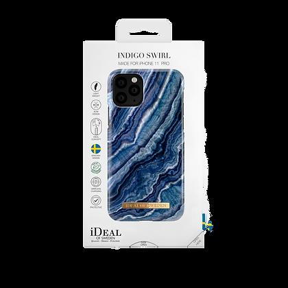 iDeal Of Sweden Fashion Case 2019 iPhone 11 Pro, Indigo Swirl