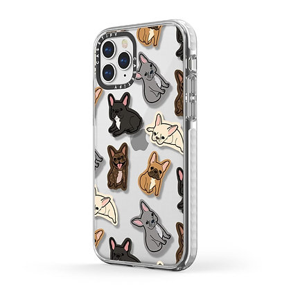 Casetify Impact Case iPhone 11 Pro, Excuse My Frenchie