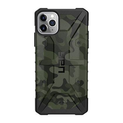 "UAG iPhone 11 Pro Max 6.5"" Pathfinder Camo Case Forest"