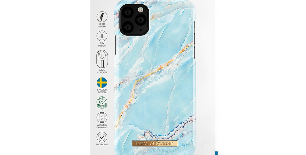 iDeal Of Sweden 11 Pro Max Fashion 2019, Island Paradise Marble