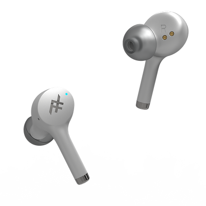 iFrogz Audio Airtime Pro True Wireless Stereo Earbuds, White