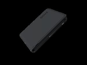 Zagg Tri Fold Universal Keyboard_folded