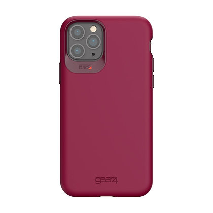 Gear4 Holborn iPhone 11 Pro Max Case, Burgundy