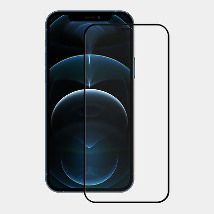 """Ugly Rubber iPhone 12 mini 5.4"""" Tempered Glass, Extreme"""