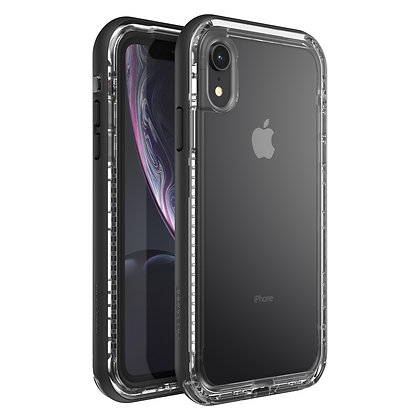 LifeProof Next Series iPhone XR, Black Crystal