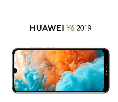 Huawei Y6 Pro, Amber Brown