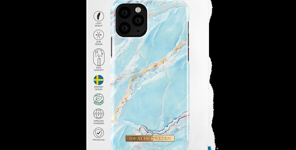 iDeal Of Sweden 11 Pro Fashion Case 2019, Island Paradise Marble