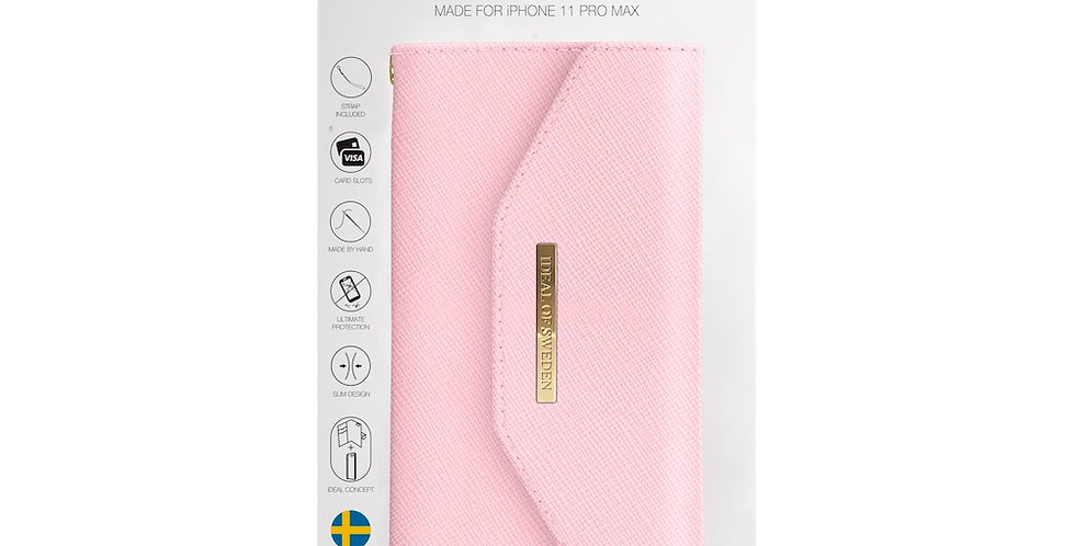 iDeal Of Sweden 11 Pro Max Mayfair Clutch, Pink