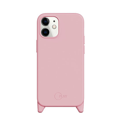 "SwitchEasy iPhone 12 mini 5.4"" Play Liquid Silicone Rubber Case, Baby Pink"