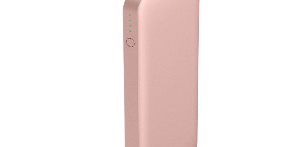 Belkin Pocket Power Bank Charger Rose Gold Pink 10k