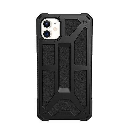 "UAG iPhone 11 6.1"" Monarch Case, Black"