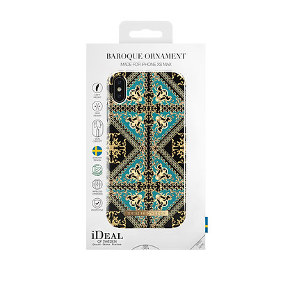 iDeal Of Sweden Fashion Case A/W 2018 iPhone Xs Max, Baroque Ornament