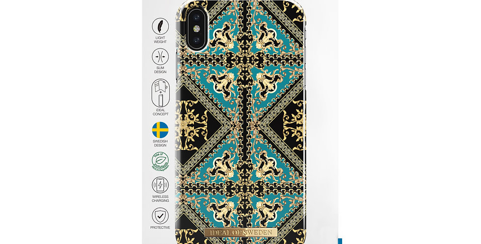 iDeal Of Sweden iPhone Xs Max Fashion Case A/W 2018, Baroque Ornament