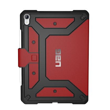 """UAG iPad Pro 11"""" Metropolis Case (V3), Magma (Red)"""