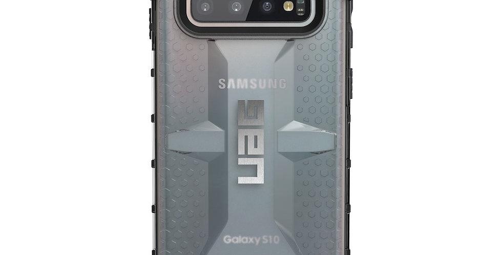 UAG Galaxy S10 Plasma Case, Ice (Transparent)