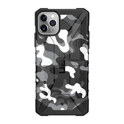 """UAG iPhone 11 Pro Max 6.5"""" Pathfinder Camo Case, Arctic"""