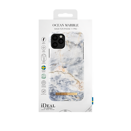 iDeal Of Sweden Fashion Case 2019 iPhone 11 Pro, Ocean Marble