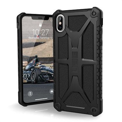 """UAG iPhone Xs Max 6.5"""" Monarch Case, Black (Matte)"""
