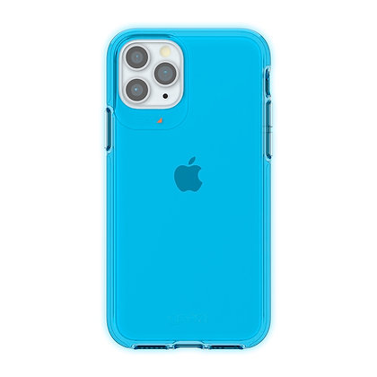Gear4 Crystal Palace iPhone 11 Pro Case, Neon Blue