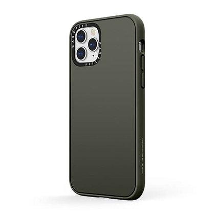 "Casetify iPhone 11 Pro Max 6.5"" Impact Case, Black"