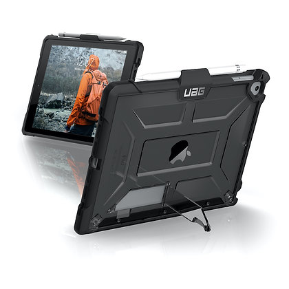 "UAG iPad 9.7"" Plasma Case, Ash/Black"