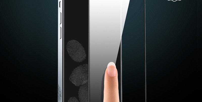 Devia iPhone 12 mini Tempered Glass, Anti-Glare Black