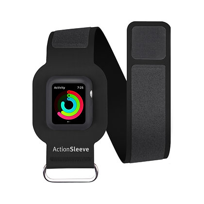 Twelve South L ActionSleeve Armband Apple Watch, Black