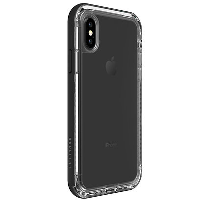 LifeProof Next Series iPhone X/Xs, Black Crystal