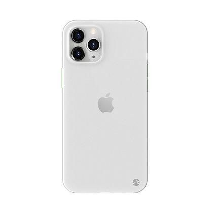 "SwitchEasy iPhone 12 Pro Max 6.7"" 0.35 Ultra Slim PP Case, Transparent White"