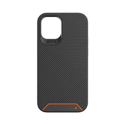 "Gear4 iPhone 12 mini 5.4"" D3O Battersea, Black"