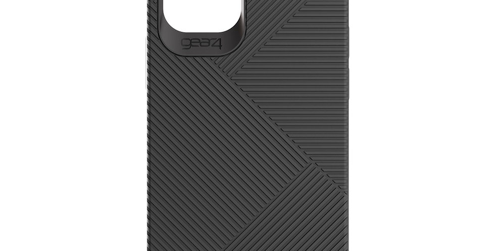 Gear4 iPhone 12 mini D3O Battersea, Black