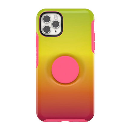 OtterBox Symmetry Otter + Pop iPhone 11 Pro Max, Island Ombre