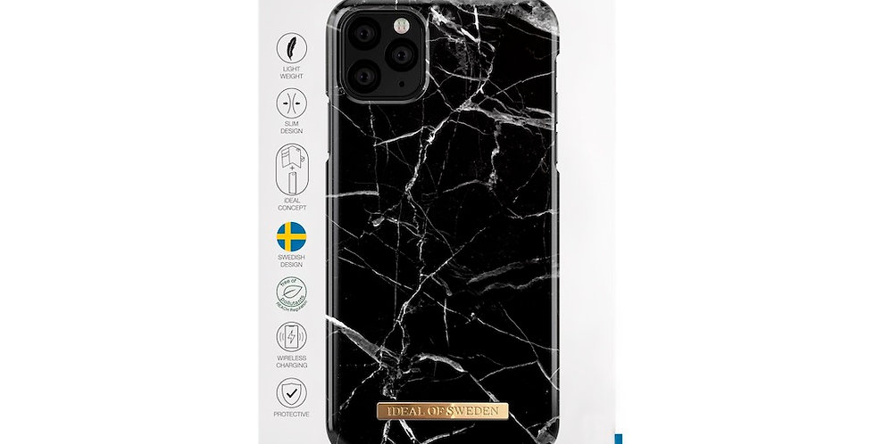 iDeal Of Sweden 11 Pro Max Fashion 2019, Black Marble