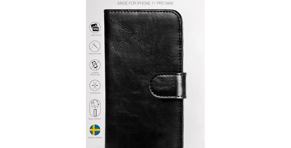 iDeal Of Sweden 11 Pro Max Magnet Wallet Plus, Black