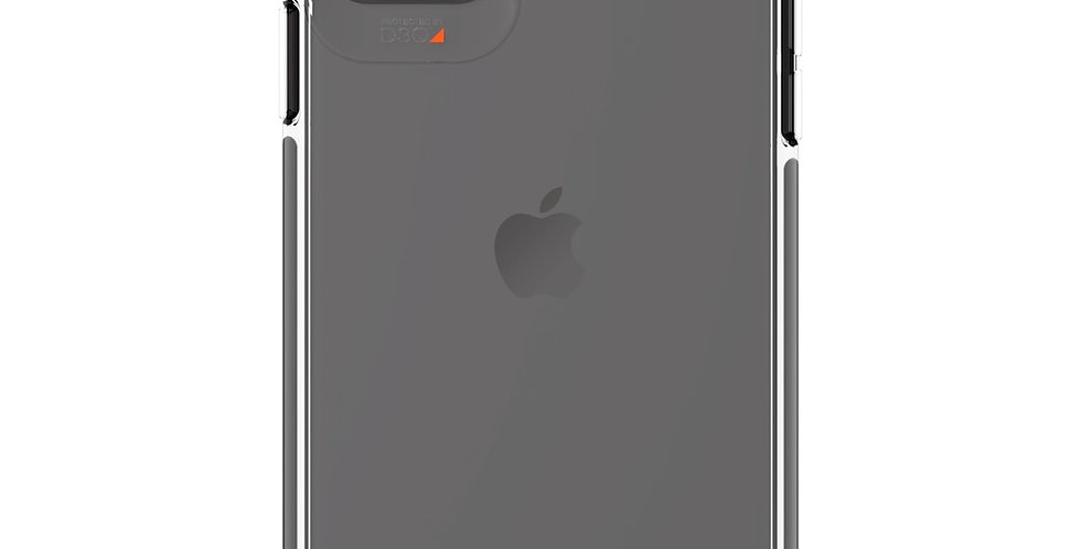 gear4 iphone 11 pro case piccadilly black back