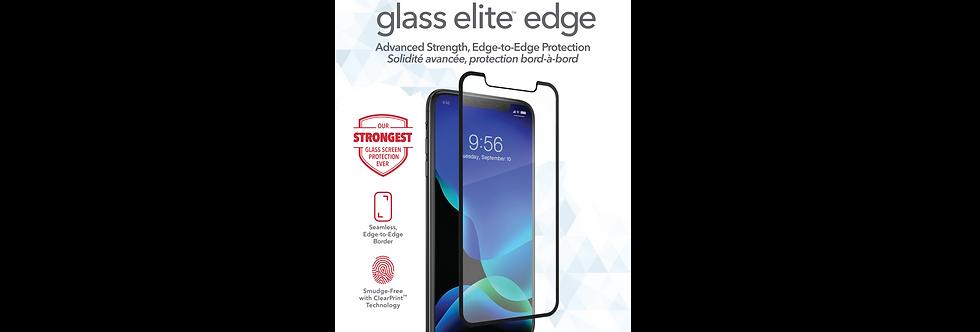 InvisibleShield iPhone 11 Pro Max Glass Elite Edge, Screen Black