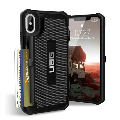 "UAG iPhone Xs Max 6.5"" Trooper Case, Black"