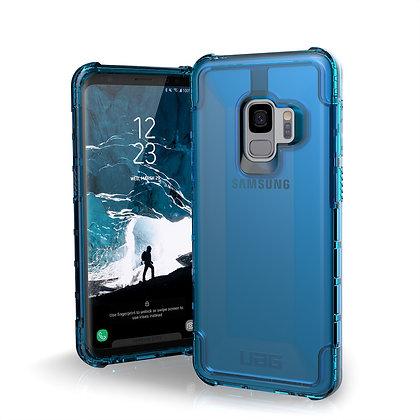 UAG Samsung Galaxy S9 Plyo Case, Glacier (Blue Transparent)