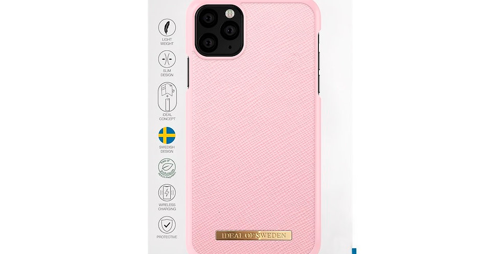 iDeal Of Sweden 11 Pro Max Fashion Saffiano, Pink