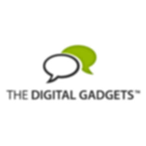The Digital Gadgets Trade Mark Logo